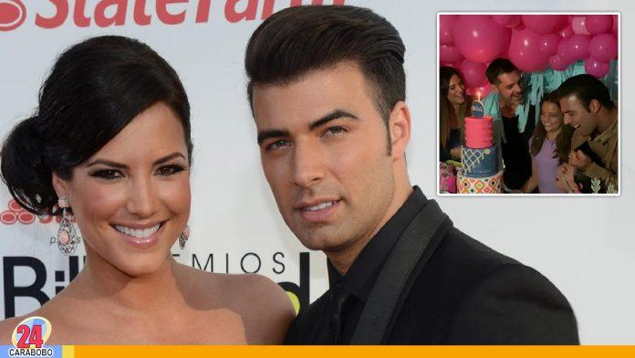 Noticias 24 Carabobo- Gaby espino celebra cumpleaños hija