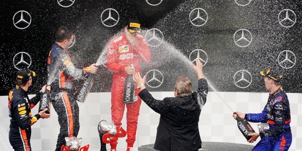 Max Verstappen se impuso - noticias24 Carabobo