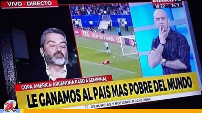 televisora argentina