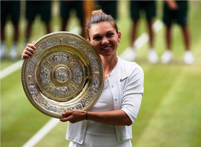 Simona Halepganó Wimbledon - noticias24 Carabobo