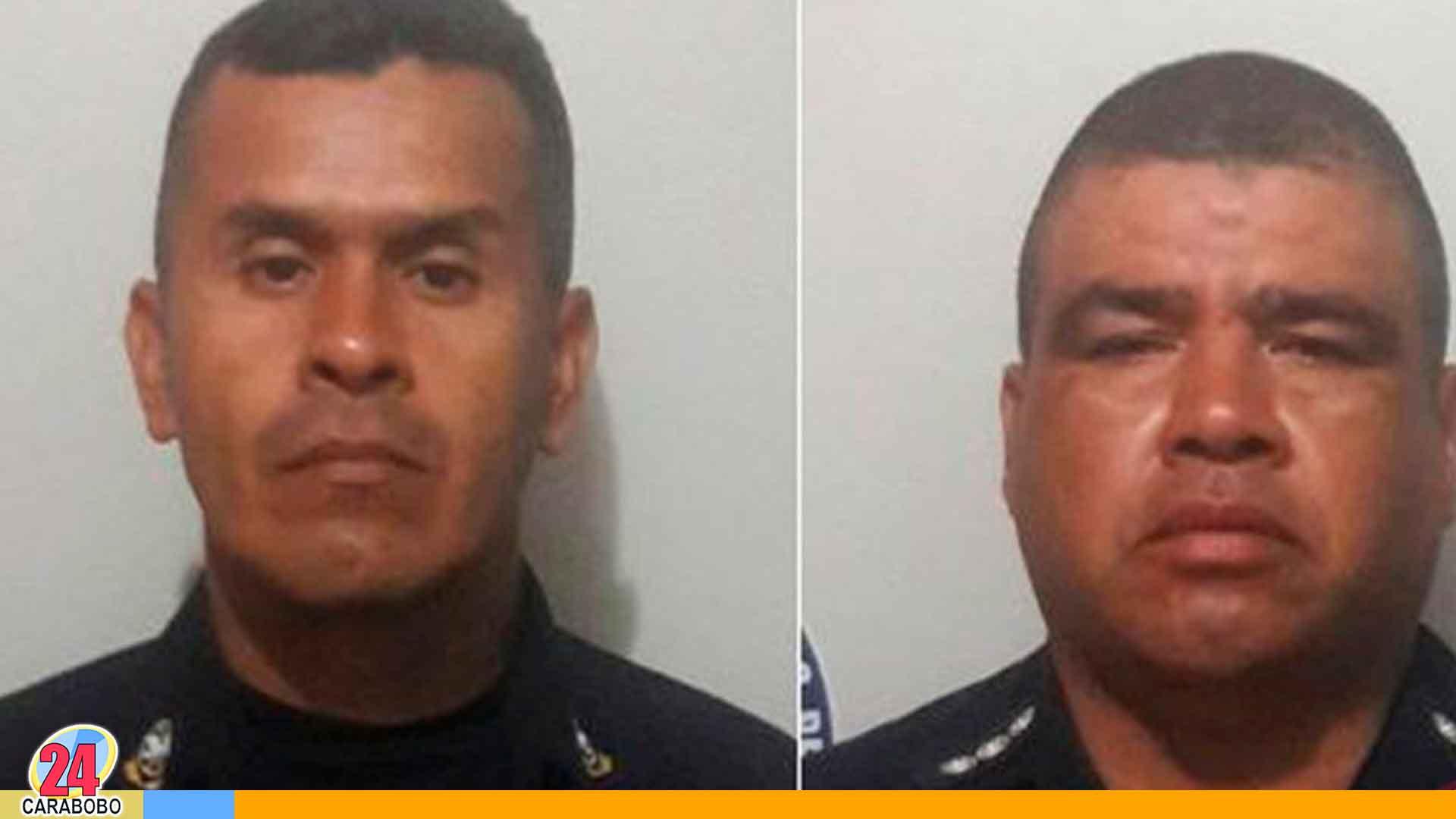 Noticias 24 Carabobo - Policias que hirieron a liceista en tachira