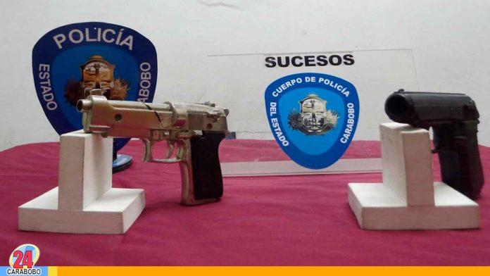 Noticias 24 Carabobo - Capturados sujetos en Bejuma