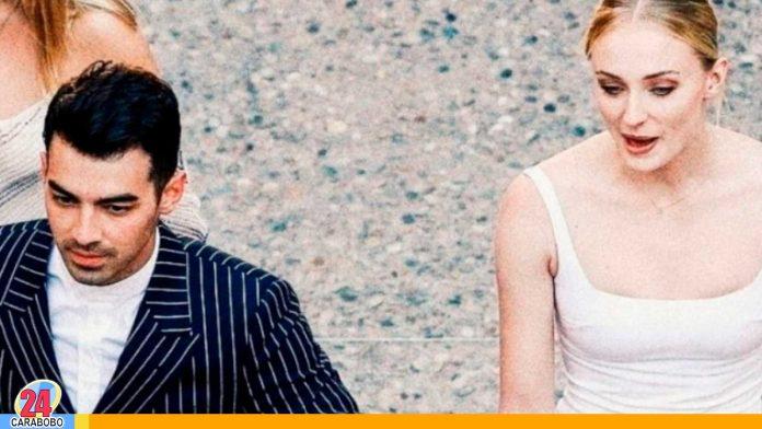 Noticias 24 Carabobo - Sophie Turner Joe Jonas casaron