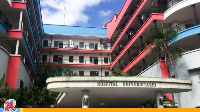 Noticias 24 Carabobo - Incendio Hospital Metropolitano