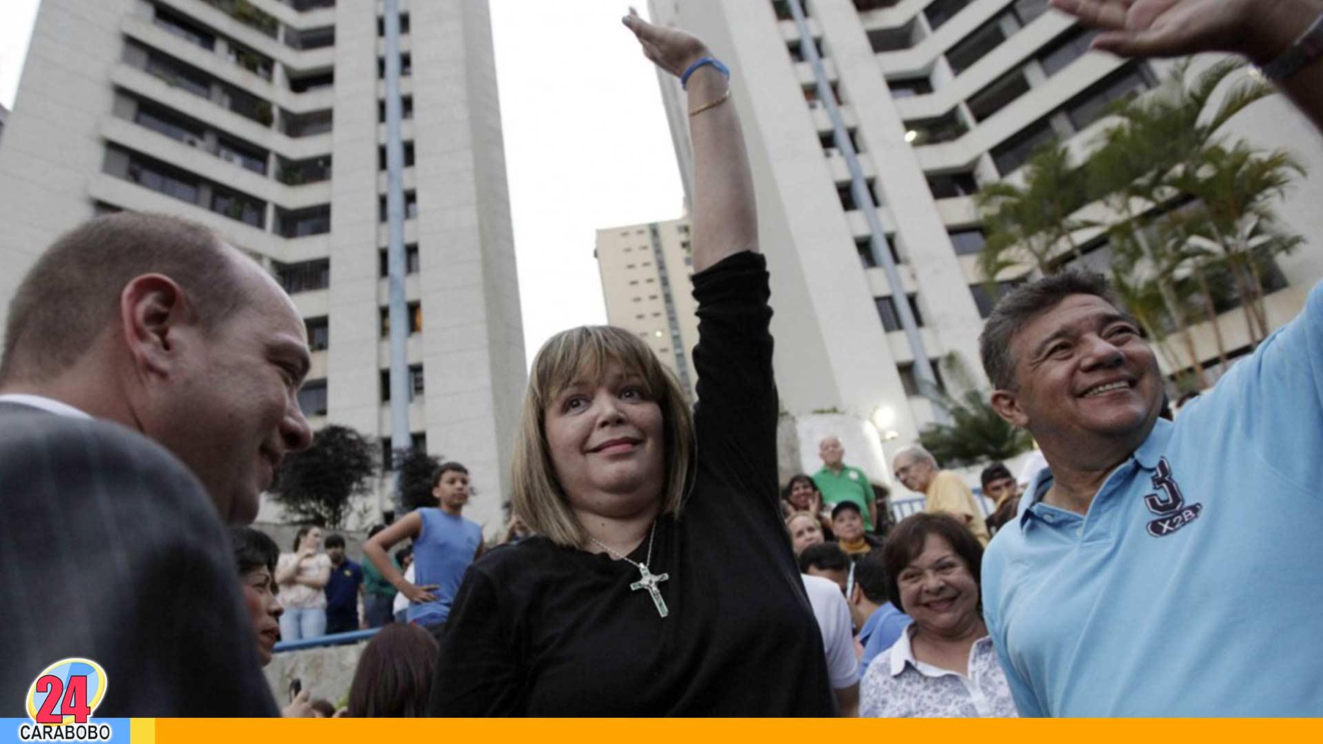 Noticias 24 Carabobo - María Lourdes Afiuni