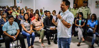 Noticias 24 Carabobo - Policía libertador charlas talleres tocuyito comunidad