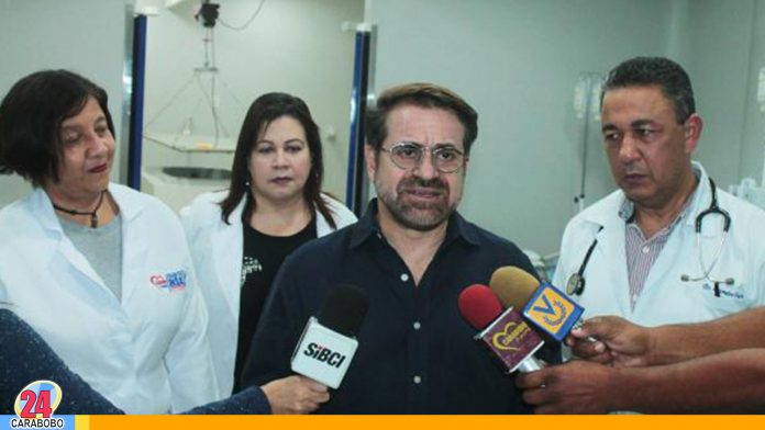 Noticias 24 Carabobo . Centro de Atencion integral quemado