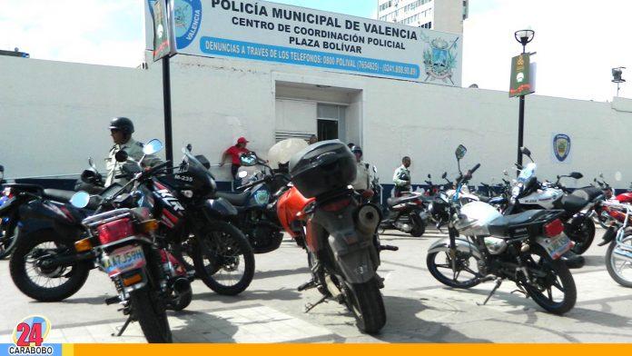 Noticias 24 Carabobo - funcionarios destituidos de la policia municipal de valencia