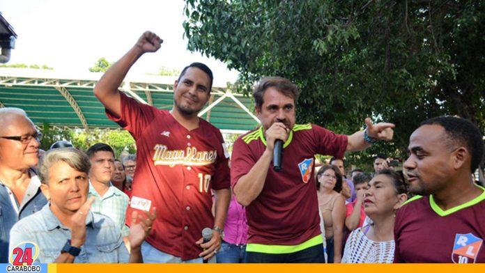 Noticias 24 Carabobo - Invasiones villa alianza alcalde castañeda