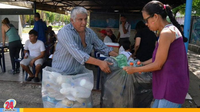 Noticias 24 Carabobo - plan piloto de reciclaje