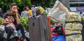Noticias 24 Carabobo - Venezolanos Ecuador Mendigos Niños Carcel