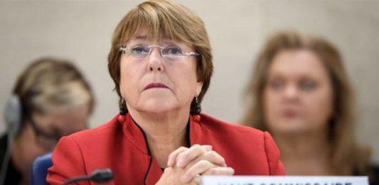 Informe de Michelle Bachelet - noticias 24 carabobo