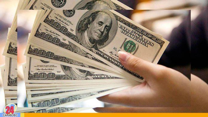 Noticias 24 Carabobo - Dólares en la cartera