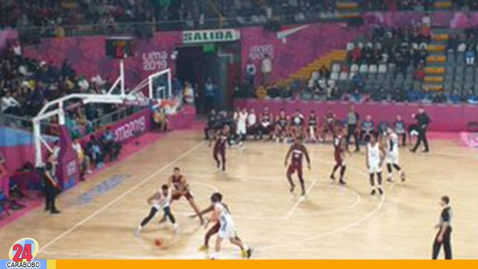 Baloncesto arrancó con caída - noticias24 Carabobo