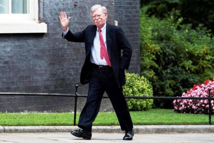 Bolton aseguró - noticias24 Carabobo