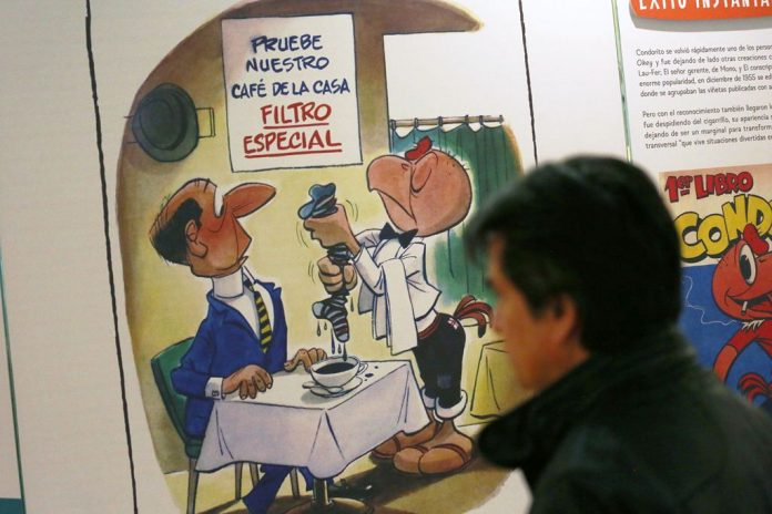 Condorito cumplió 70 años - noticias24 Carabobo
