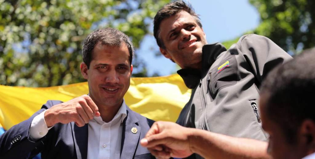 Guaidó creó Centro de Gobierno - noticias24 Carabobo