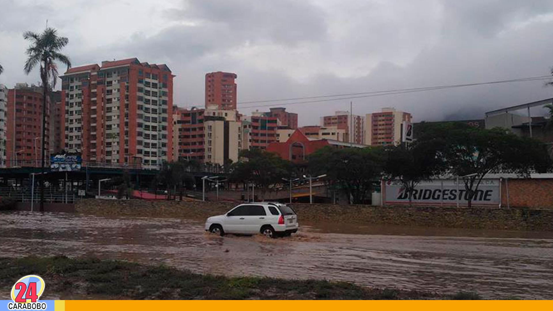 Cuando llueve en Valencia