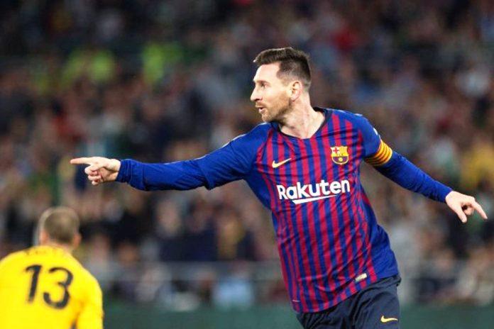 Messi nominado al premios Puskas