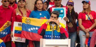 Nicolás Maduro llamó - noticias24 Carabobo