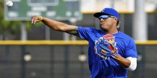 Salvador Pérez arrancó - noticias24 Carabobo