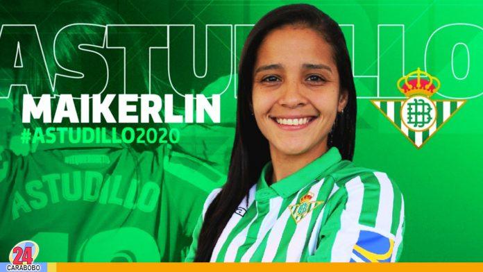 Maikerlin Astudillo llegó - noticias24 Carabobo