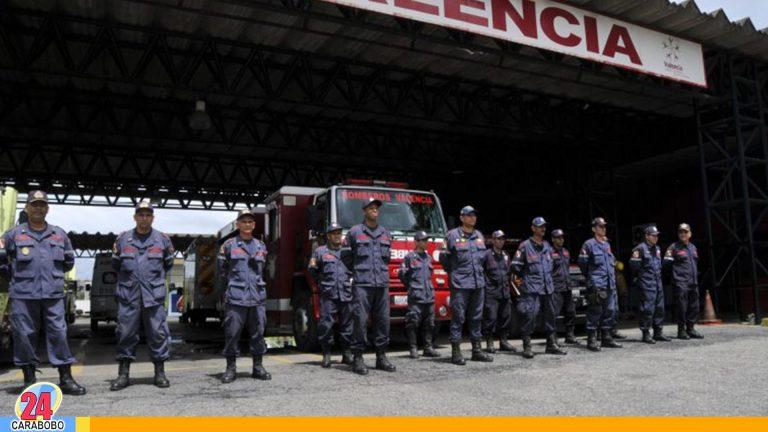 Hoy se celebra en toda Venezuela el Día del Bombero