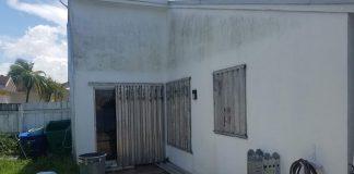 Noticias 24 Carabobo - Venezolanos-huracan-dorian-shutters