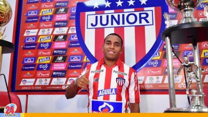 Yohandry Orozco se unió - noticias24 Carabobo