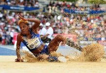 Yulimar Rojas afina su mejor salto - noticias24 Carabobo