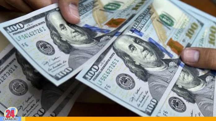 dólar paralelo sigue bajando