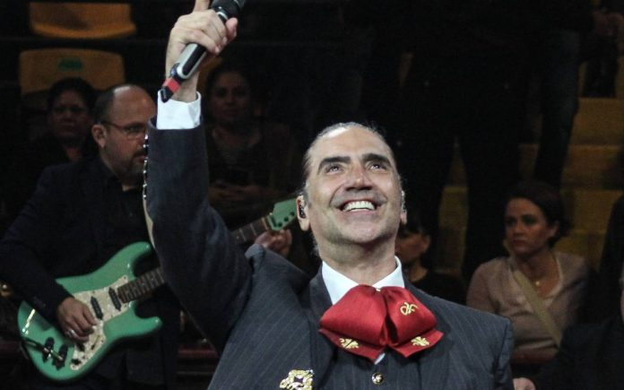 Alejandro Fernández recibirá
