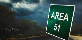 asalto al Área 51