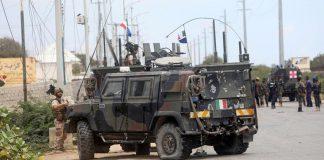 Ataque terrorista en Somalia