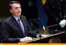 Bolsonaro en la ONU