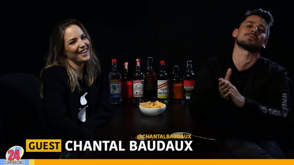 """Chantal Baudaux en """"Entregrados Show"""""""