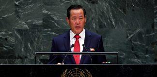 Corea del Norte en la ONU