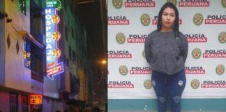 Detenida otra venezolana por el doble descuartizamiento en Perú