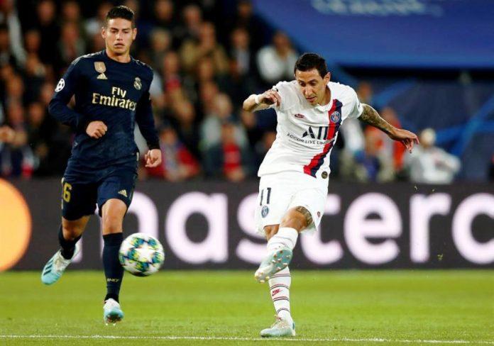 PSG goleó a Real Madrid - noticia24 Carabobo
