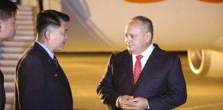 """Diosdado Cabello en Corea del Norte para """"afianzar lazos"""""""