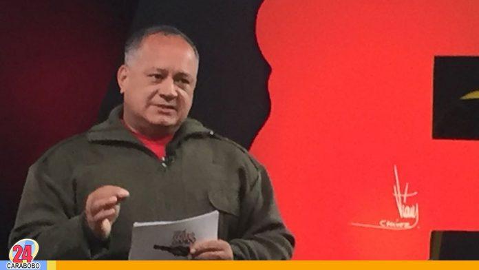 El Nacional en una universidad Internacional según Diosdado Cabello