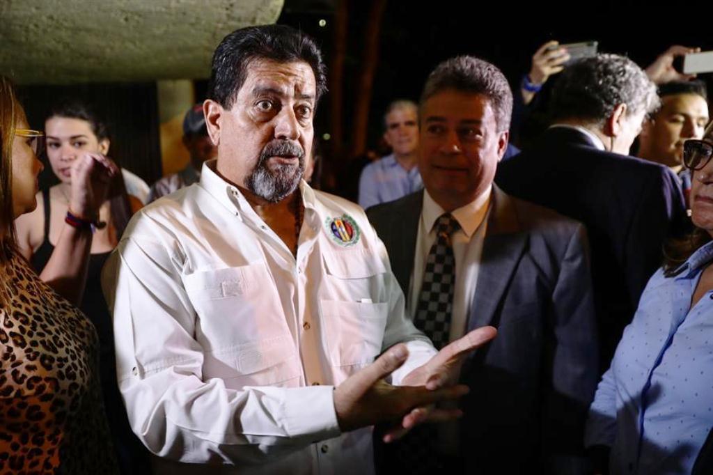 Edgar Zambrano fue liberado - noticias24 Carabobo