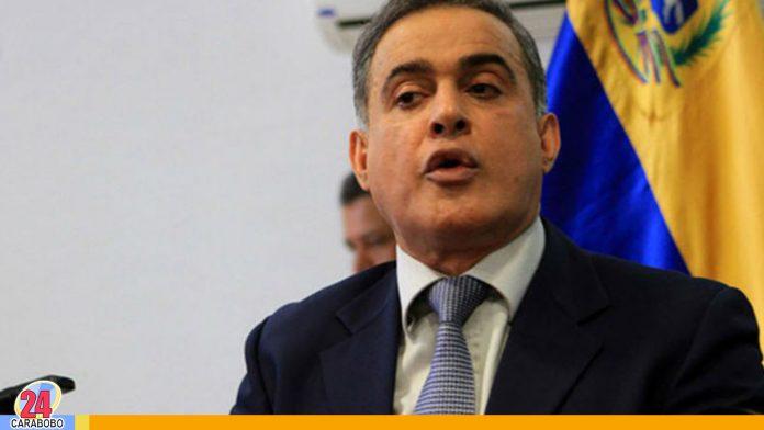 Fiscal general anunció