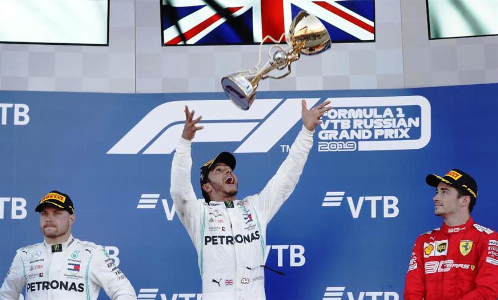 Hamilton se impuso en Sochi - noticias24 Carabobo