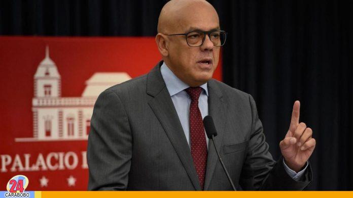 Jorge Rodríguez: Capturado otro miembro de
