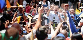 Guaidó rechazó ataques xenofóbicos - noticias24 Carabobo