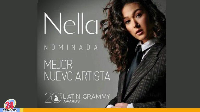 La venezolana Nella Rojas nominada a los Latin Grammy 2019