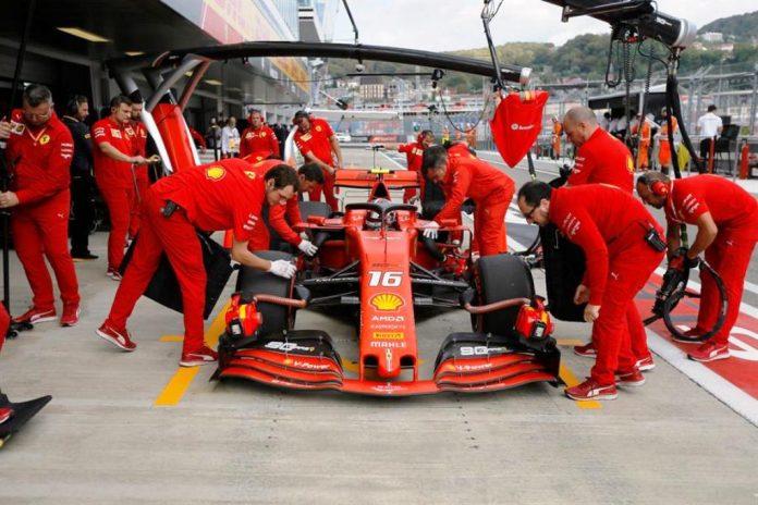 Leclerc saldrá desde la cuerda - noticias24 Carabobo