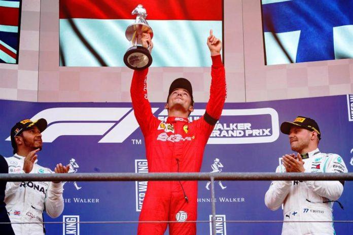 Leclerc se impuso en Bélgica - noticias24 Carabobo