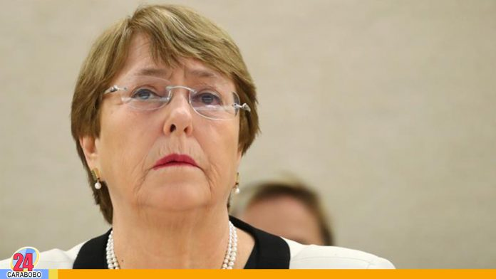 Michelle Bachelet en escándalo